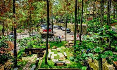 Dago Dream Park In Lembang West Bandung Regency Indonesia